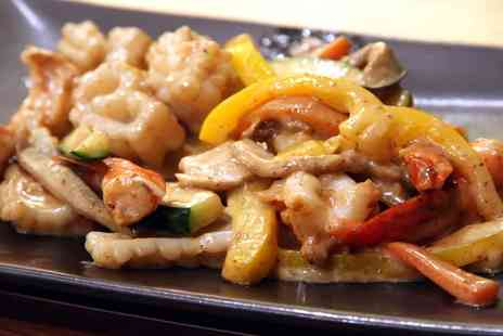 Asia Japanese - Teppanyaki Feast at Asia Japanese Southsea for Two - Save 50%