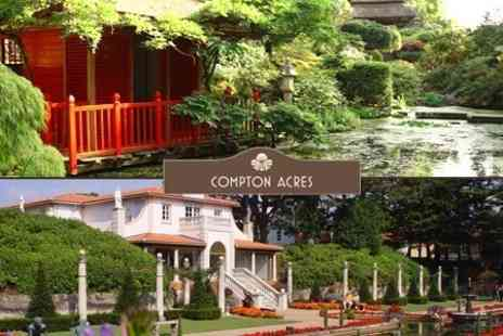 Compton Acres - Annual Garden Pass For One Adult - Save 42%