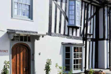 Whittlesford Bridge - One Night Stay for Two People - Save 58%