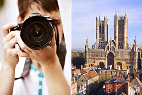 Lincoln School of Photography - Cathedral Half Day Photography Class - Save 55%