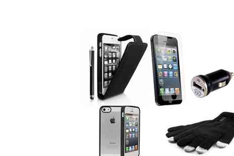Mytouchscreen - iPhone 5 Accessories Bundle - Save 68%
