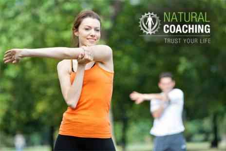 Natural Coaching - Ten Boot Camp or High Intensity Classes For One - Save 80%