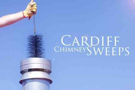 Cardiff Chimney Sweeps - Chimney Sweep, Smoke Test and Fire Safety Check - Save 57%