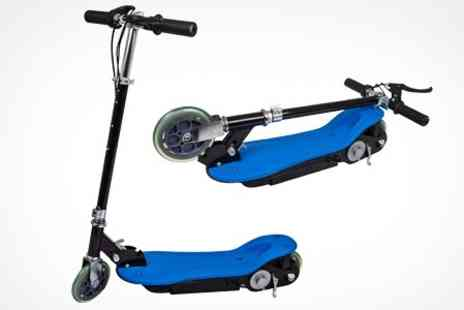 STO Racing Products - 120W Electric Scooter in a Choice of Colour - Save 65%