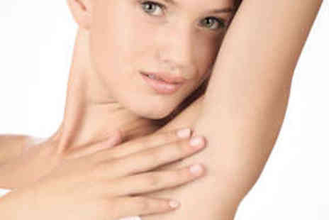 New Look Laser Treatment - Six IPL Hair Removal Sessions - Save 86%