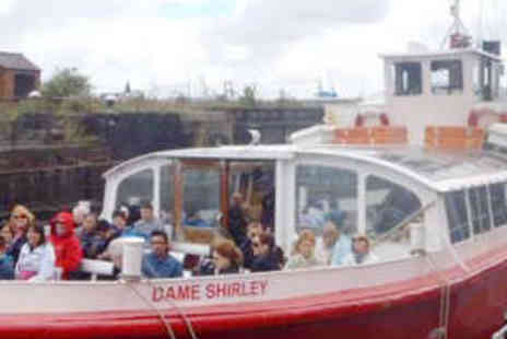 Cardiff Cruises - Ticket for Cardiff Sightseeing Cruise - Save 52%