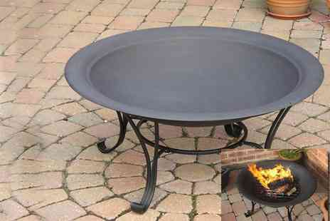 Garden Games - Fire Pit Garden Feature - Save 73%