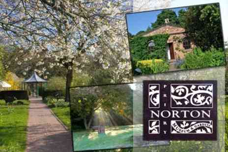 Norton Priory Museum and Gardens - Family Entry With Cake - Save 57%