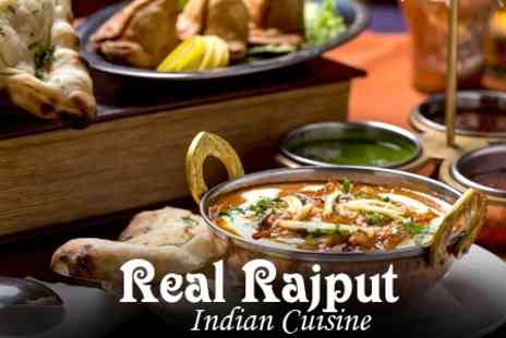 Real Rajput Indian Cuisine - Real Rajput Indian Cuisine - Save 65%