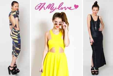 Oh My Love - Coupon to Spend on Fashion Online - Save 60%