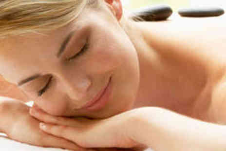 The Beauty Station - Hot Stone Massage with Dermalogica Facial - Save 75%