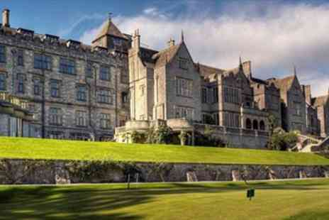 Bovey Castle - 'Opulent' 5 Star Dartmoor Escape with Dinner - Save 46%