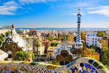 Fleetway Travel - Two night 4 break in Barcelona staying at the centrally-located Ofelias Hotel - Save 49%