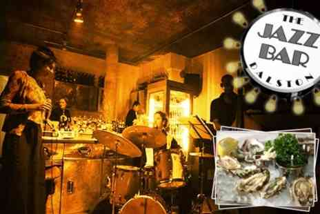 Dalston Jazz Bar - Three Course Meal and Live Jazz Show For One - Save 46%
