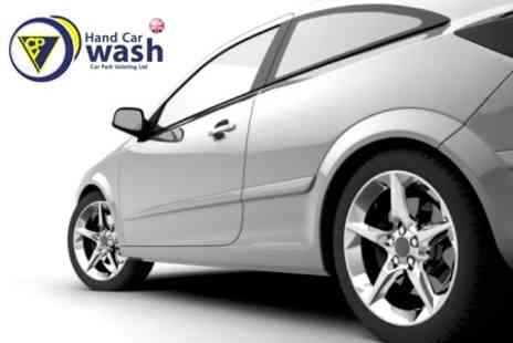 Car Park Valeting - Interior and Exterior Clean - Save 53%