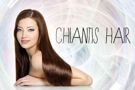 Chiantis Hair - Keratin Hair Straightening Treatment - Save 59%