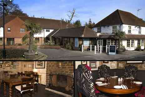 The Tree Hotel - In High Wycombe One Night Stay For Two With Breakfast - Save 50%