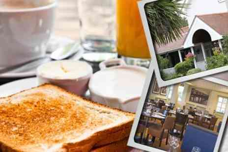 The Madison Hotel - In Wiltshire One Night Stay For Two With Breakfast - Save 40%