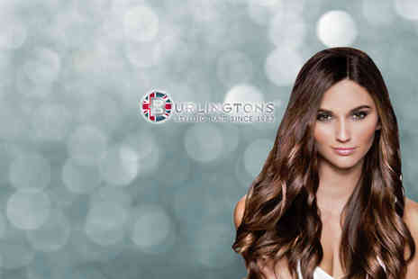 Burlingtons - Hair Wash Cut And Blow Try With Conditioning Treatment - Save 65%