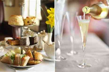 Winchester Royal Hotel - Afternoon Tea & Bubbly for 2 in 16th Century Hotel - Save 34%