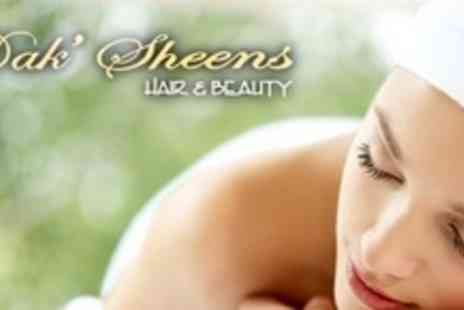 Dak Sheens Hair & Beauty - One Hour Full Body Swedish Massage And 30 Minutes Express Facial - Save 57%