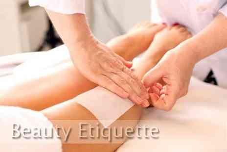 Beauty Etiquette - One Day Face and Body Waxing Beauty Course - Save 77%