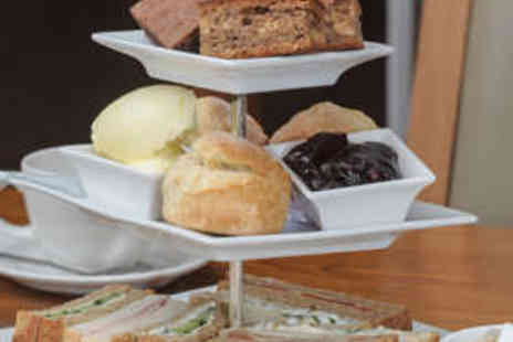 The Pinewood Hotel - Afternoon Tea with Glass of Prosecco Each for Two - Save 52%
