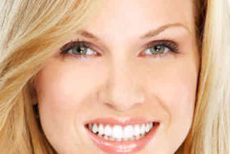 White and Bright - Laser Teeth Whitening Treatment - Save 72%