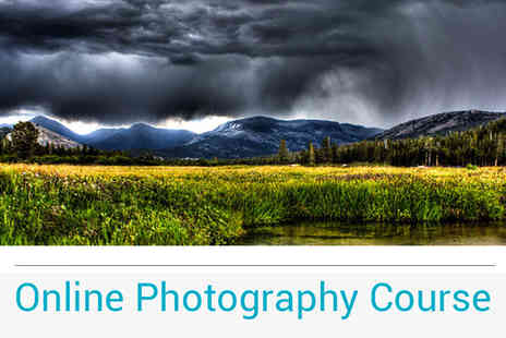 Fab Photo - Learn the nuances of photography with a fantastic Online Photography Course - Save 89%