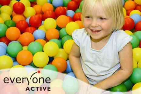 Fareham Leisure Centre - Soft Play For Two or Four Children With Hot Dog and Drinks - Save 50%