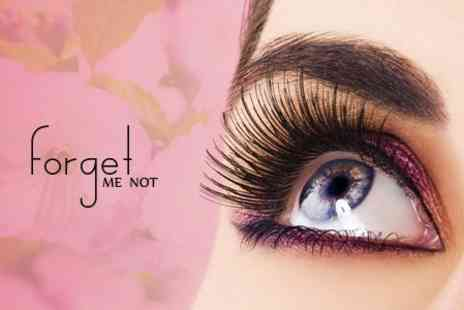 Forget Me Not - Individual Eyelash Extensions - Save 50%