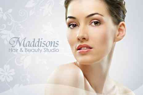 Maddisons Hair - Luxury Facial With Hand and Foot Massage - Save 63%
