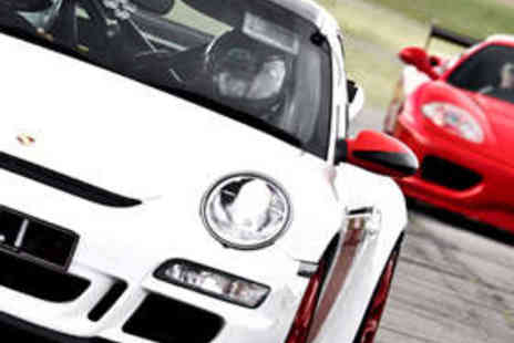 Supercar Lifestyle - Supercar Driving Experience - Save 55%