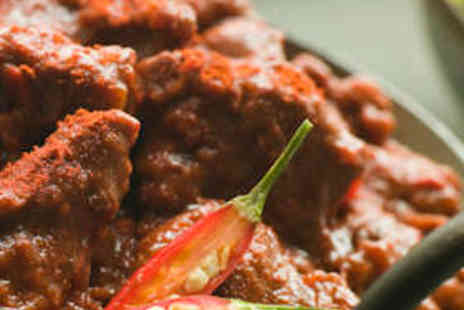 Ashoka Shak Livingston - Indian Meal for Two with Sides - Save 57%