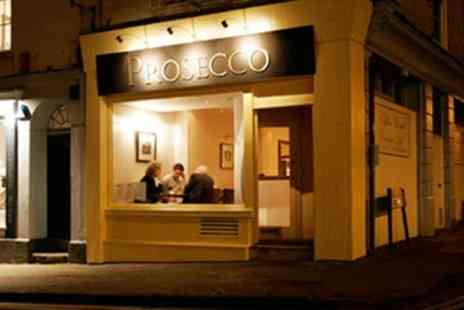 Prosecco - Gordon Ramsay Recommended Dinner & Bubbly for 2 - Save 23%