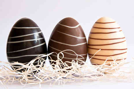 Discover Chocolate - An Easter egg making or truffle making class for 1 - Save 59%