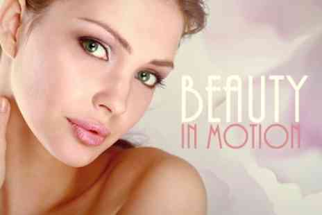 Beauty In Motion - Crystal Clear Microdermabrasion Sessions - Save 57%