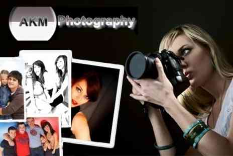 AKM Photography - Four-Hour Photography Course - Save 87%