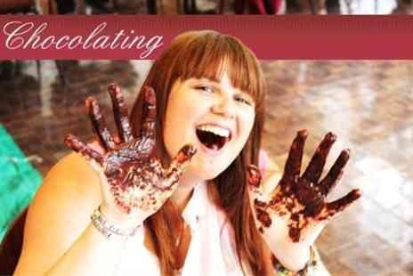 Chocolating - Chocolate Making Workshop For One - Save 61%