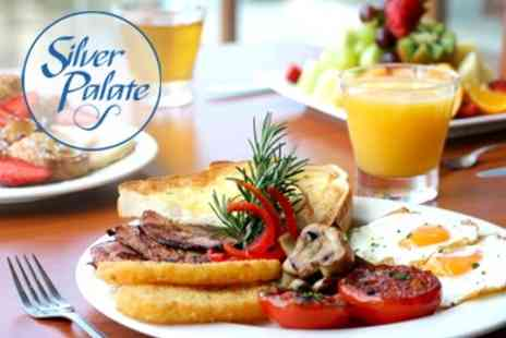 Silver Palate - Breakfast and Coffee For Two or Four - Save 55%