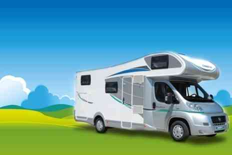 Unbeatable Hire - Motorhome Seven Night Hire - Save 53%