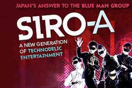 Leicester Square Theatre - Siro A Ticket Lasers, DJs, Live Multimedia and Mime - Save 26%