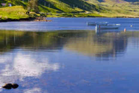 Ledgowan Lodge Hotel - Scottish Highlands Retreat for Two - Save 69%