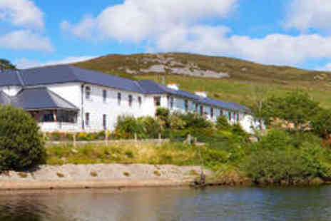 Gweedore Court Hotel - In Co. Donegal Getaway Two Night Break for Two People - Save 56%