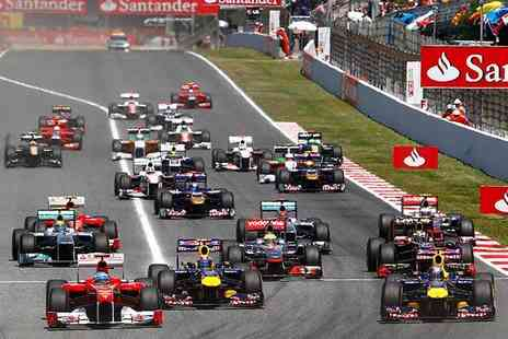 The Travel Wizard - Three Night Formula 1 2013 Spanish Grand Prix break - Save 46%