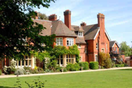 Cantley House Hotel - One Night stay in a Victorian mansion including breakfast and two course meal for two - Save 51%