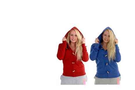 Gaffer Deals - Unisex Toggle Hoodies in 6 Colours - Save 68%