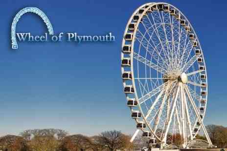 Wheels Entertainment - Wheel of Plymouth Ride For Two People - Save 65%