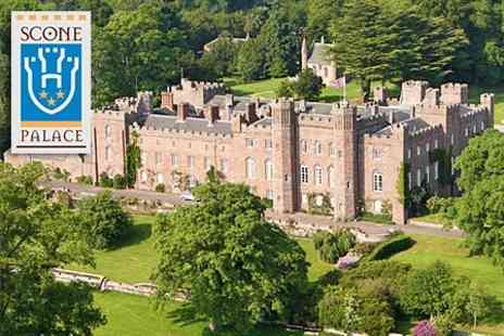 Scone Palace - Entry For Two Adults and Up to Three Children - Save 52%