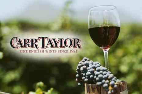 Carr Taylor Vineyard - Vineyard Tour and Wine Tasting For Two - Save 50%